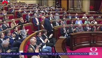 Cataluña, en crisis tras la búsqueda de su independencia