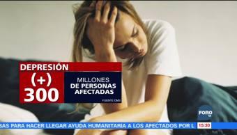 Diane Pérez nos habla de la depresión de fin de año