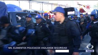 Operativo conjunto contra la delincuencia, movilizarán a más de mil elementos