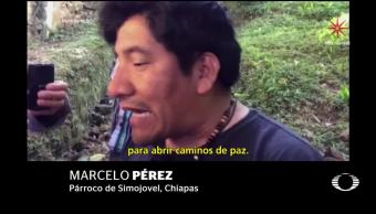 Exigen frenar aumento de desplazados en Chiapas
