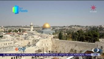 La Tierra Prometida: Jerusalén, oasis de Israel y el mar Mediterráneo