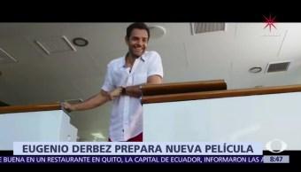 Eugenio Derbez presenta adelanto de su nueva película 'Overboard'