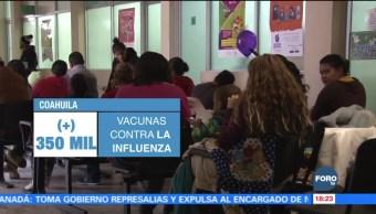 Aumentan enfermedades respiratorias por frío en Coahuila