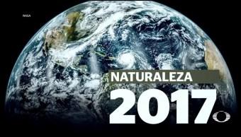 Recuento En Punto EL impacto de la Naturaleza en 2017