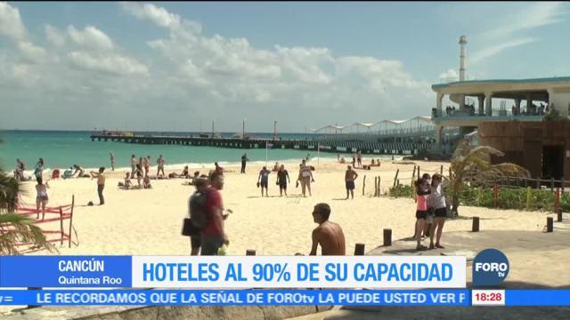 Reciben al pasajero 23 millones en el Aeropuerto de Cancún