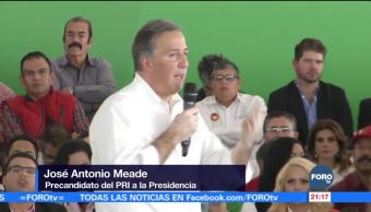 Meade visita Guadalajara y Tlaquepaque, Jalisco