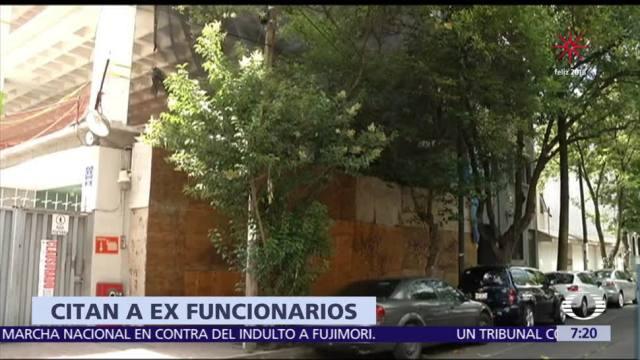 Llaman a Víctor Hugo Romo a comparecer por uso ilegal de atribuciones