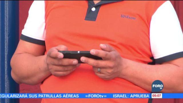 Incrementan lesiones corporales por uso de dispositivos electrónicos
