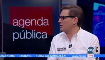 Coalición 'Por la CDMX al Frente' es la mejor alternativa asegura Chertorivski