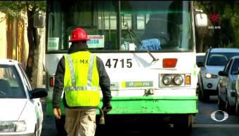 Robo de cable afecta operaciones del Trolebús