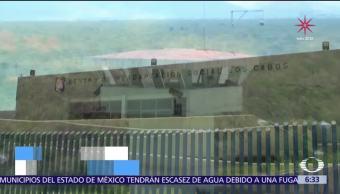 Se registra intento de fuga en penal de San José del Cabo
