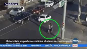 Capturan a homicida del presidente municipal de Bochil, Chiapas