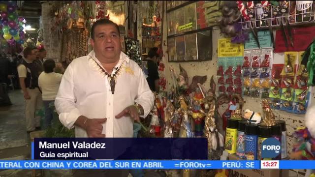 Rituales y amuletos para recibir el Año Nuevo en mercado de Sonora