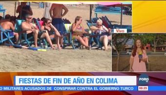 Rompen récord de asistencia para liberar de tortugas en Colima