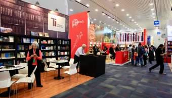 Feria del Libro de Guadalajara termina con ventas por 800 mdp