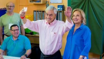 Sebastián Piñera triunfa en la segunda vuelta presidencial en Chile