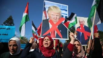Palestinos no se reunirán con ningún representante de EU para proceso paz