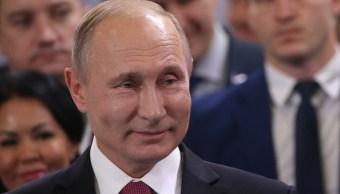 El 83 % de los rusos dispuesto a votar a Putin, revela sondeo