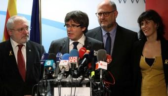 Carles Puigdemont pide al Gobierno español que le permitan regresar a España