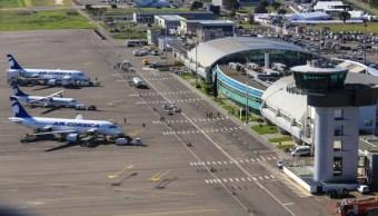 Tiroteo deja un muerto y dos heridos en aeropuerto de Córcega