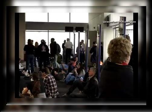 Aeropuerto de Atlanta a oscuras; vuelos y terminales afectadas