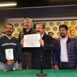 Armando Ahued registra precandidatura a la jefatura de Gobierno de CDMX