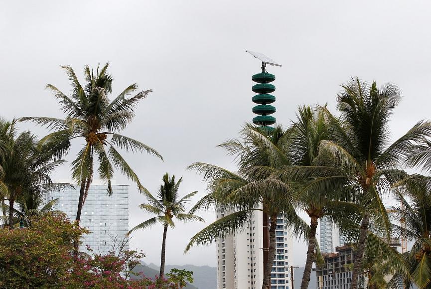 Hawaii prueba alerta nuclear posible ataque Norcorea