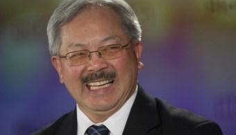 Muere el alcalde de San Francisco Ed Lee, defensor de los inmigrantes