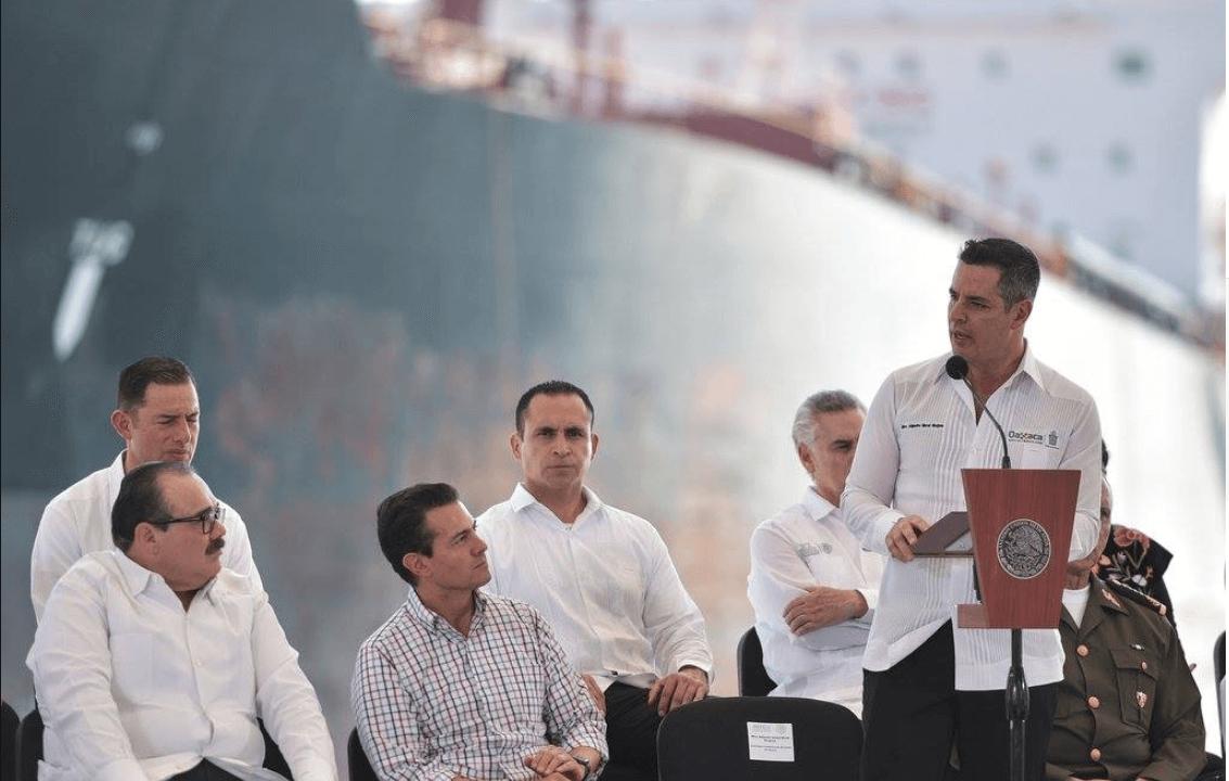 Zonas económicas especiales Oaxaca Alejandro Murat