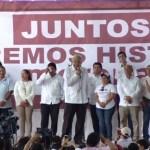 amlo asamblea informativa yucatan hunucma felicitaciones