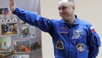 Cosmonauta ruso votará en elecciones presidenciales desde el espacio