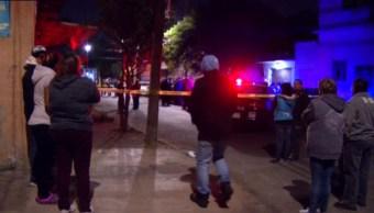 matan a un hombre con varios disparos en iztapalapa