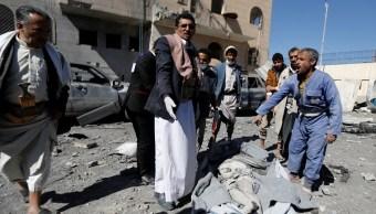 Al menos 35 muertos tras bombardeos contra una cárcel en Yemen