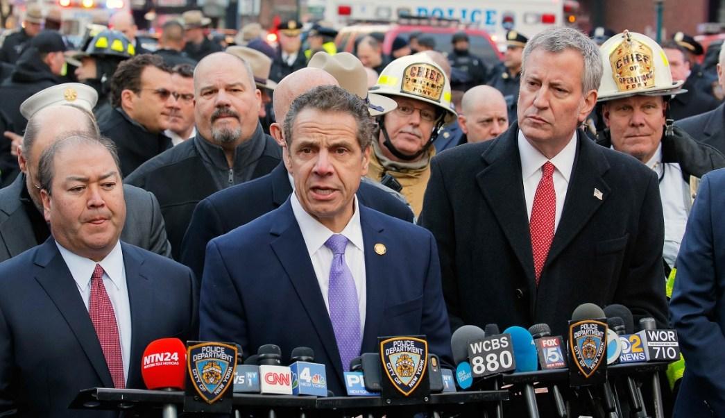 """Explosión en Nueva York """"fue un intento de ataque terrorista"""", dicen autoridades"""