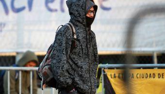 Termómetro registra 5 grados en la Ciudad de México; seguirá el ambiente frío