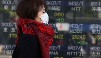 Bolsa de Tokio cierra con caída del 0,56 %