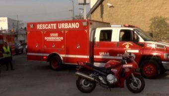 Desplome de bóveda deja tres lesionados en Guadalajara