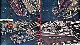 Buques rusos suministraron combustible Norcorea tres ocasiones