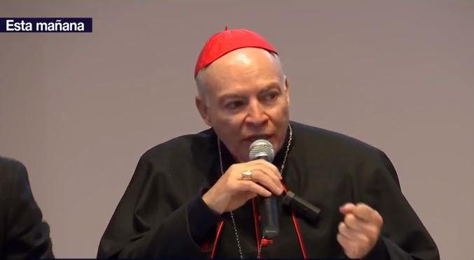 Rivera Carrera llama a una conversión social que impulse justicia y paz