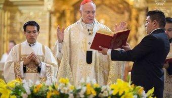 carlos aguiar retes nuevo arzobispo primado mexico