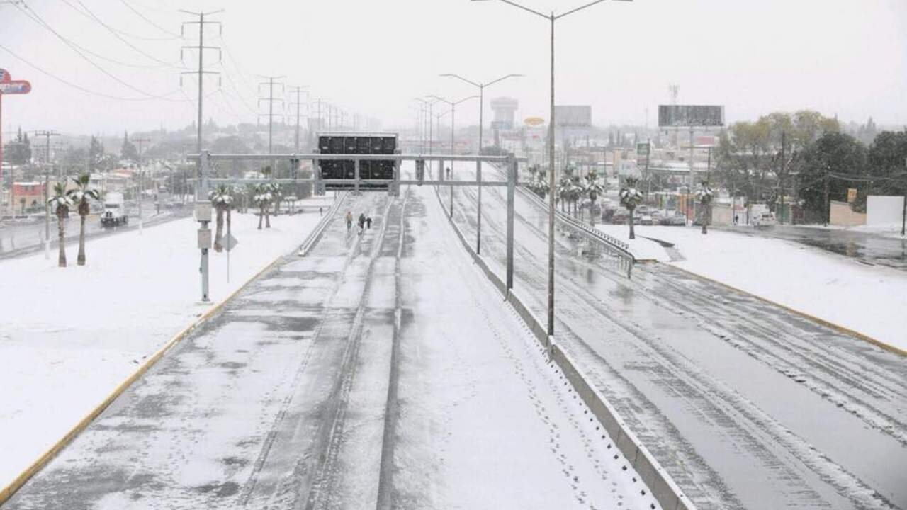 Mueren tres integrantes de una familia por frío en Durango