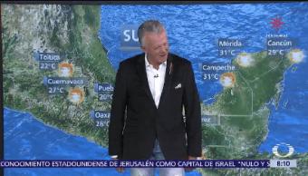 Clima Aire Valle México Tendrá Ambiente Templado Tarde