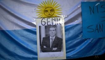 Confirman que fiscal argentino Alberto Nisman fue asesinado