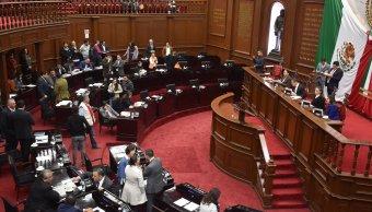 Eliminan el fuero constitucional en Michoacán
