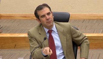 Sentencias del TEPJF son 'luz orientadora' para el INE, dice Lorenzo Córdova