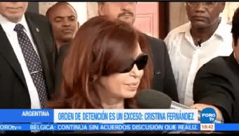 Cristina Fernández Kirchner Responde Acusaciones Contra