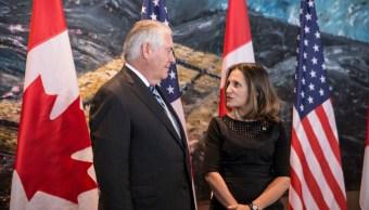 Cumbre cancilleres Norcorea será 16 enero Canadá