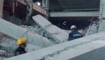 Derrumbe de hotel en Mérida deja cuatro muertos