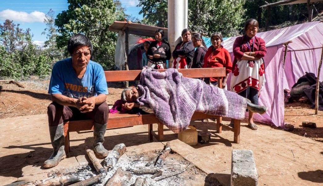asciende 11 numero indigenas desplazados muertos chalchihuitan chiapas
