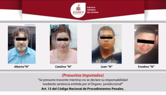 detienen cuatro personas feminicidio alexandra castellanos jalisco